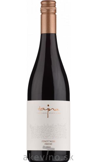 Víno Tajna Pinot Noir Fresh 2019