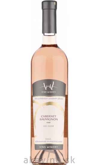 Vins Winery Cabernet Sauvignon rosé 2020