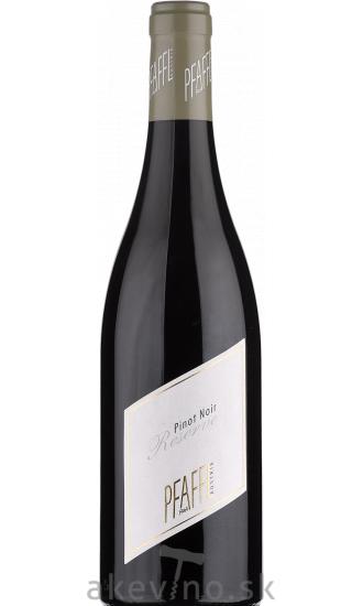 Weingut Pfaffl Pinot Noir Reserve 2019