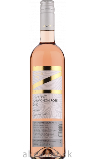 Zápražný Cabernet Sauvignon rosé 2020