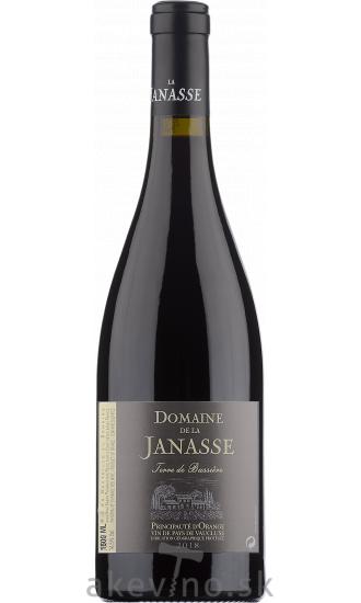 Domaine de la Janasse Vin de Pays de la Principaute d'Orange Rouge Terre de Bussiere 2018