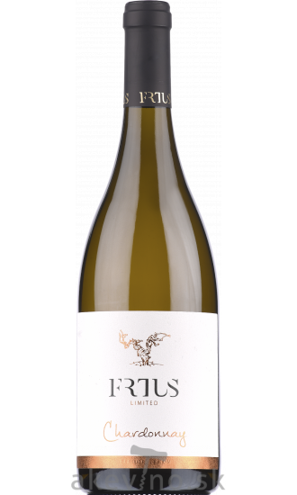 Frtus Winery Chardonnay Limited 2020 akostné odrodové