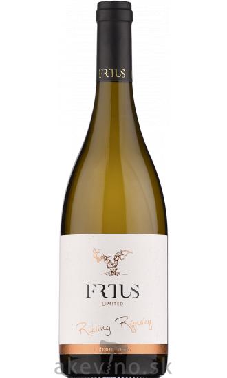 Frtus Winery Rizling rýnsky Limited Edition 2019