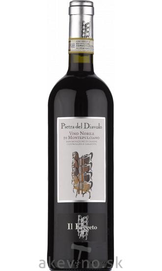 Il Faggeto Vino Nobile di Montepulciano DOCG Pietra del Diavolo 2015