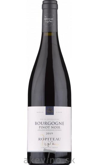 Ropiteau Frères Bourgogne Pinot Noir AOP 2019