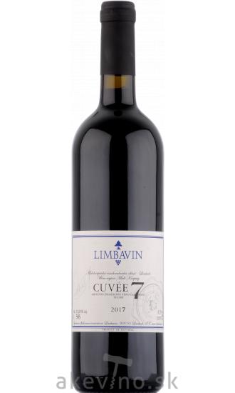Limbavin Cuvée 7 2017 akostné značkové