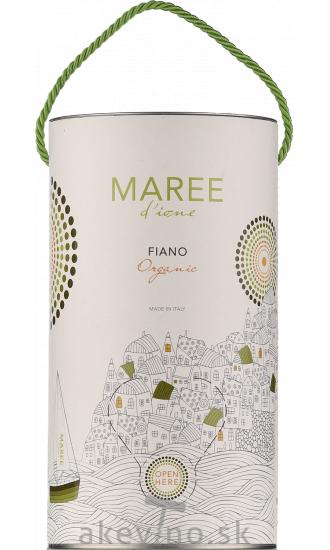 Maree d'ione Fiano Organic 2019 Bag-In-Box 2.25l