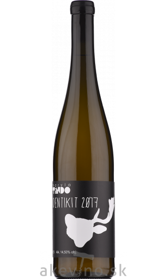 Marvla Tindo Pinot gris Identikit 2017