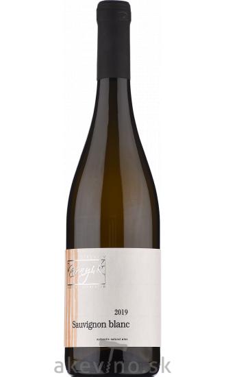 Rodinné vinárstvo Kasnyik Sauvignon blanc 2019