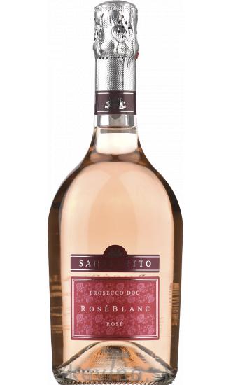 Sanfeletto Roséblanc Prosecco rosé DOC brut