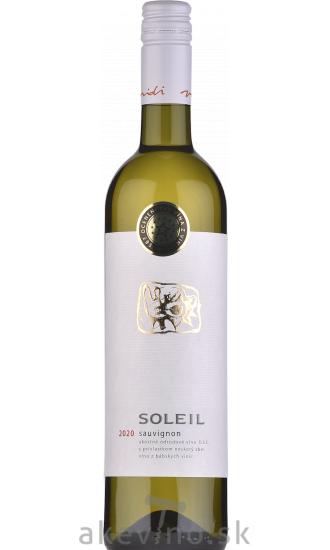 Vinidi Soleil Sauvignon 2020 neskorý zber