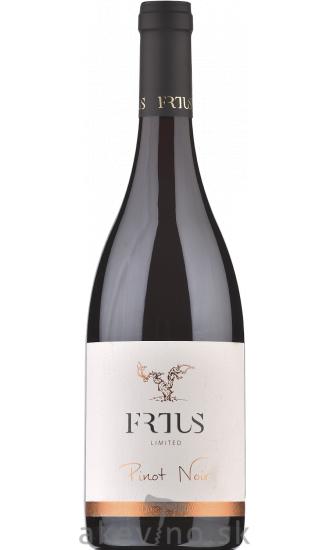 Frtus Winery Pinot Noir 2018 akostné odrodové