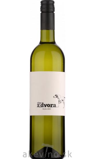 Víno z dvora Devín 2020