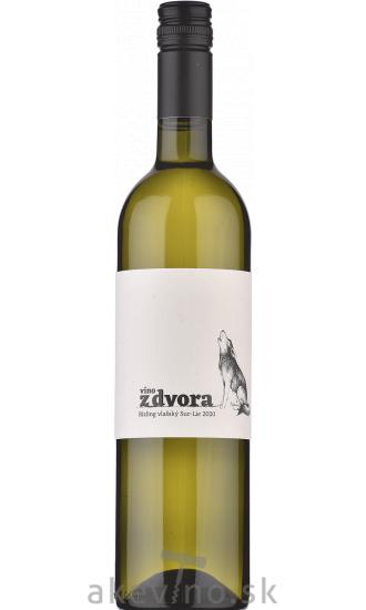 Víno z dvora Rizling vlašský sur-lie 2020