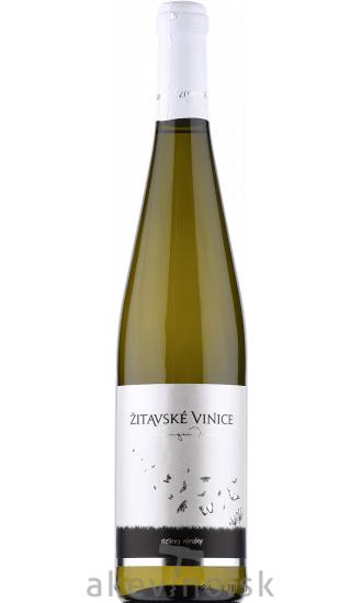 Žitavské vinice Rizling rýnsky 2017