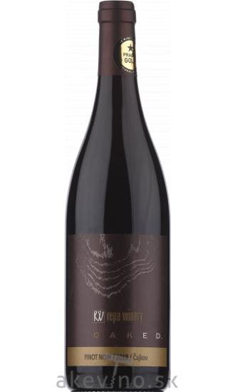 Repa Winery OAKED Pinot Noir 2018
