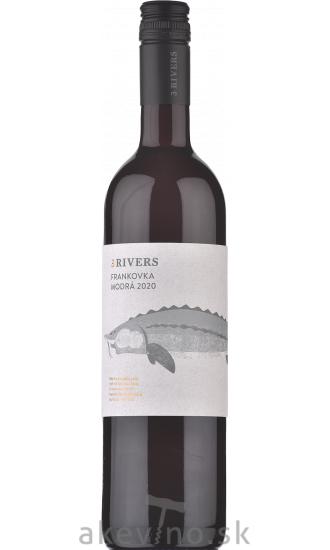 Világi Winery 3Rivers Frankovka modrá 2020 akostné odrodové