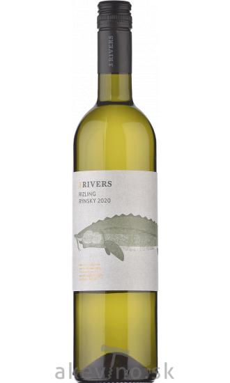 Világi Winery 3Rivers Rizling rýnsky 2020 akostné odrodové