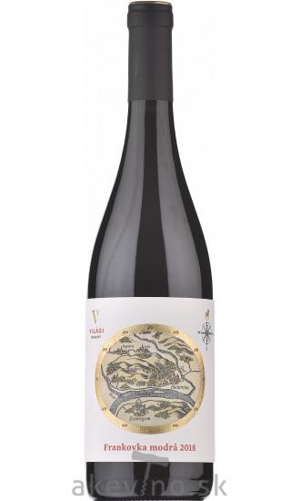 Világi Winery Frankovka modrá Terroir Selection 2018
