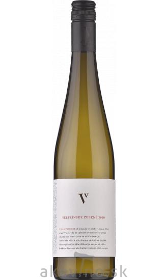 Világi Winery Veltlínske zelené 2020 akostné odrodové