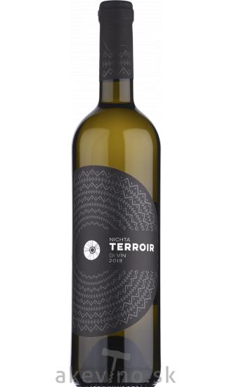 Víno Nichta TERROIR Devín 2020 akostné odrodové